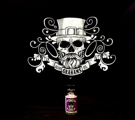 Smoked out - beard oil