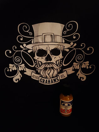 "Barbershop beard JAMM oil - sweet barber ""dreamsicle"""