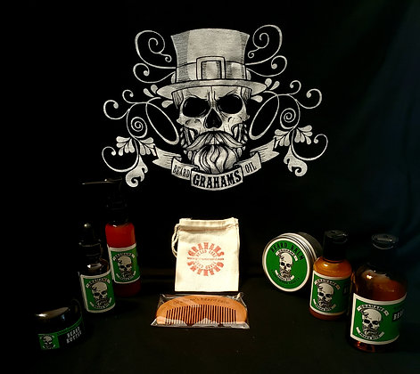 Snake Bite - grease, jamm, oil, butter, balm, comb and shampoo