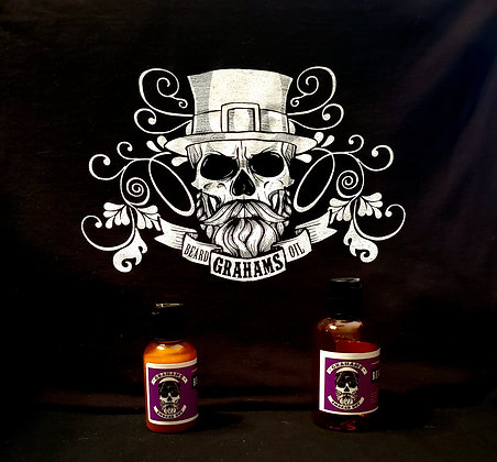 Smoked out - beard 2-in-1 jamm oil and shampoo