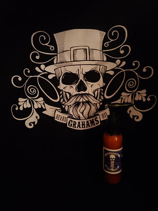 "Barbershop beard GREASE oil - lonely barber ""Sandlewood"""