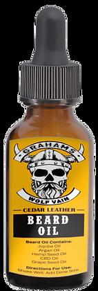 """""""Wolf Vain"""" (1 oz) Beard Oil"""