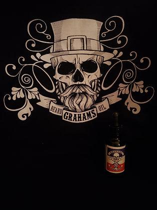 """Barbershop beard oil - sweet barber """"dreamsicle"""""""