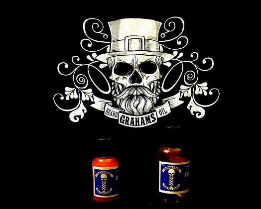 """Bbarbershop """"lonely barber"""" beard 2-in-1 jamm oil and shampoo"""