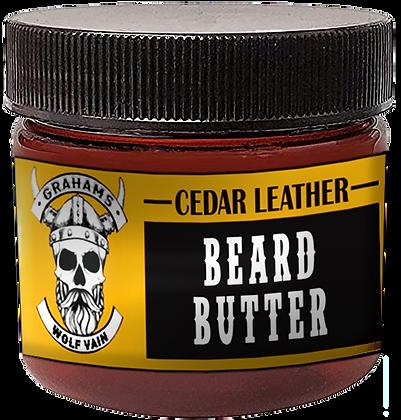 """""""Wolf Vain"""" (2 oz) Beard Butter"""
