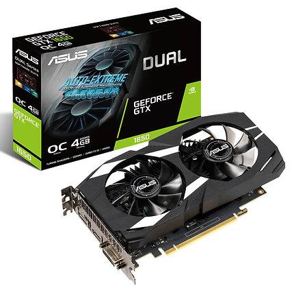 ASUS GTX 1650 DUAL OC 4GB DDR5