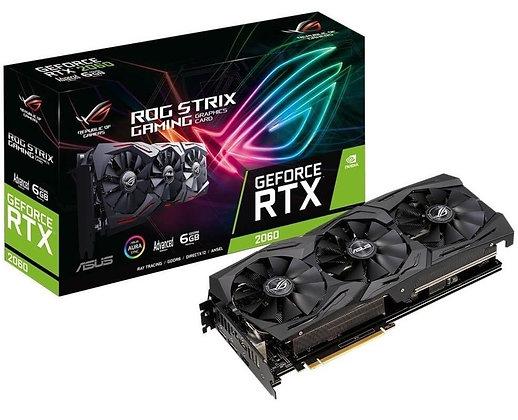 ASUS RTX 2060 STRIX GAMING 6GB DDR6
