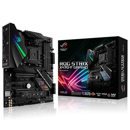 Asus RS X470-F s AM4