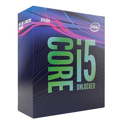Intel Core i5 - 9600K
