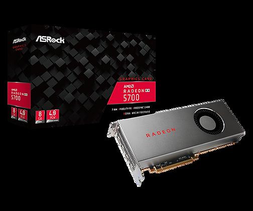 ASROCK RADEON RX5700 DDR6 8GB