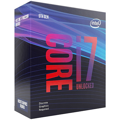 Intel Core i7 - 9700KF