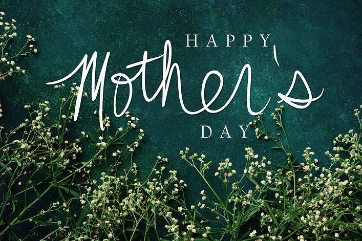 Elegant mother's day background with dai