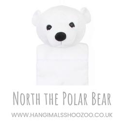North the Polar Bear ShooZoo