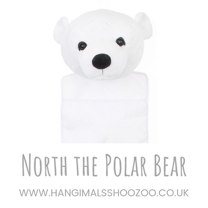 North the Polar Bear ShooZoo
