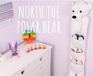North our Polar Bear