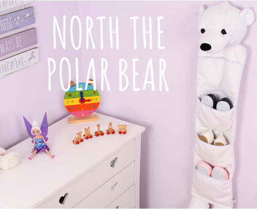 North our Polar Bear