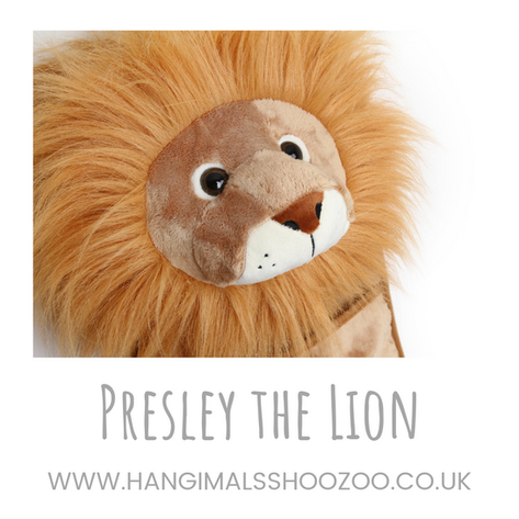 Presley the Lion ShooZoo