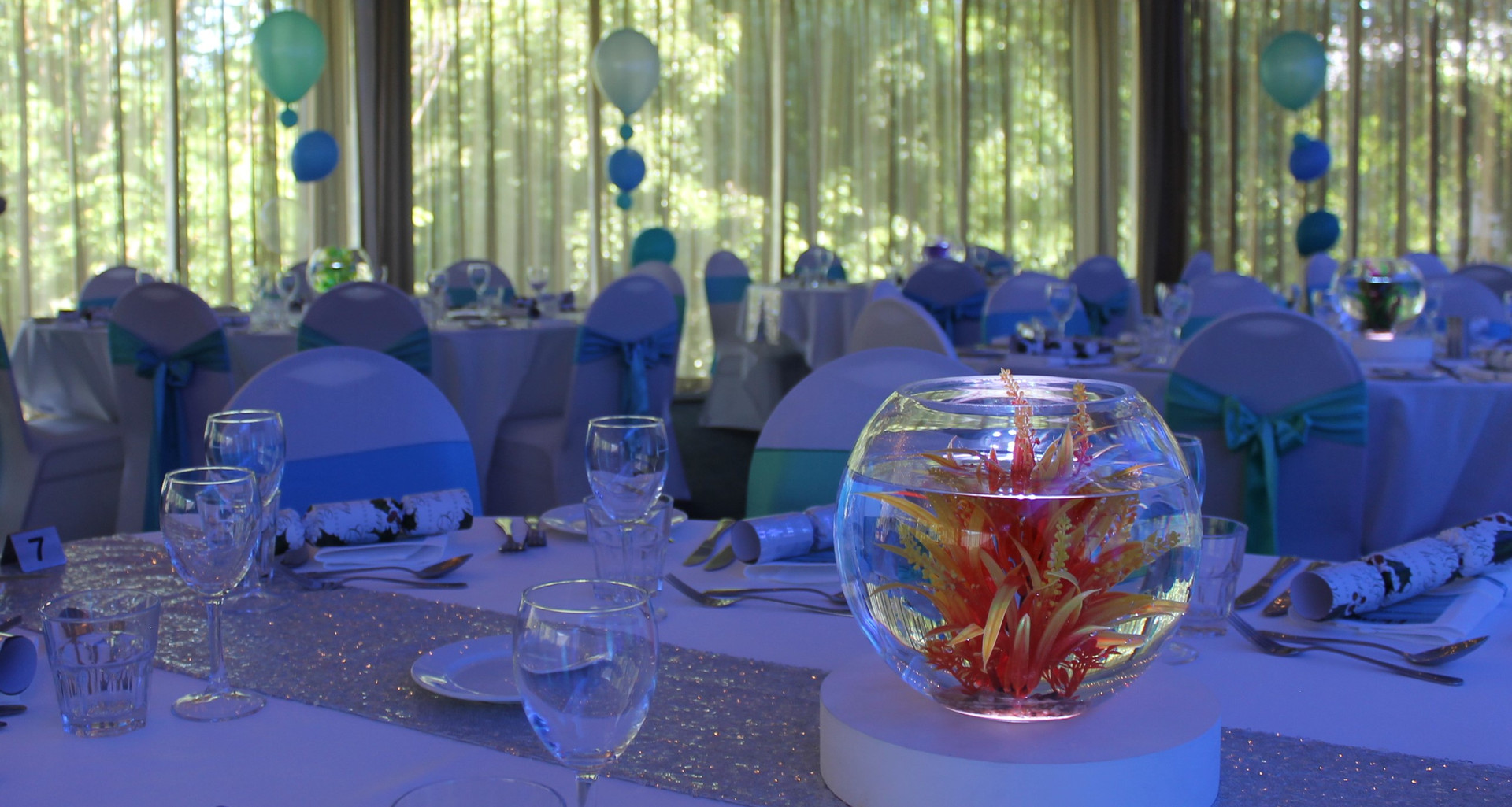 Under the Sea Centrepiece