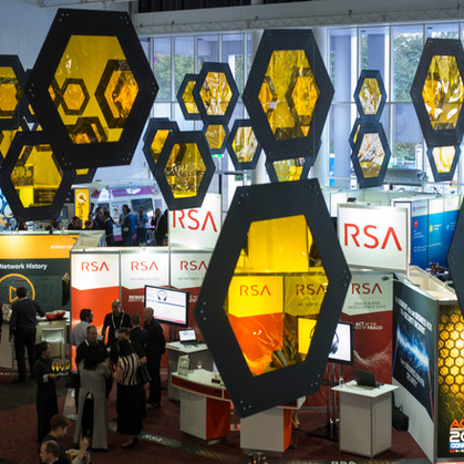 ACSC 2017 Exhibition Ceiling Installation