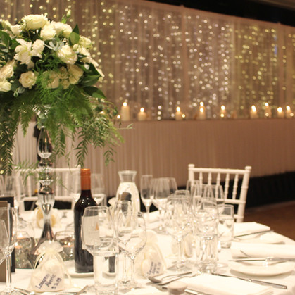 Traditional Floral Wedding Styling