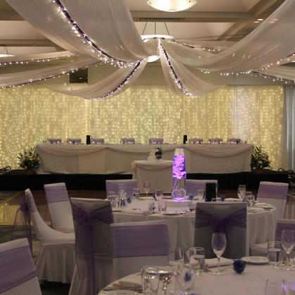 Traditional Wedding Reception Styling