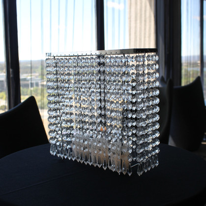 Crystal Tower Centrepiece