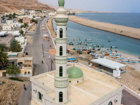 Rusia e Irán inician maniobras en el golfo de Omán