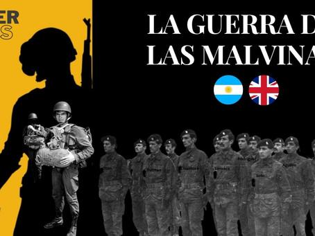 Masterclass «La Guerra de las Malvinas»