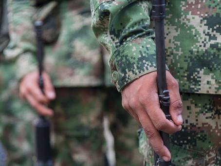 Denuncian la violación de una niña indígena por grupo de soldados colombianos