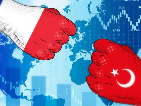 Turquía acusa a Francia de «matonismo» y de «hacerse el héroe» en Chipre