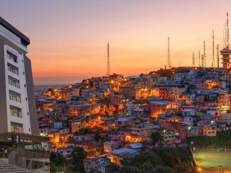 INISEG es invitado a participar en importante evento académico en Ecuador