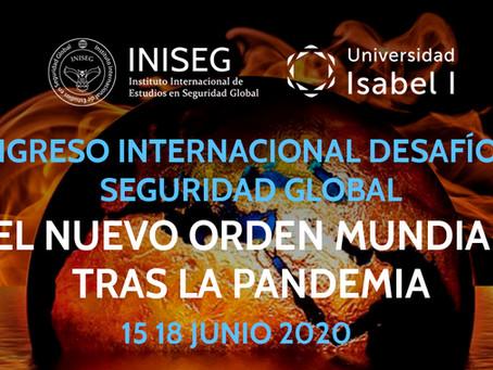 V Congreso Internacional: nos preparamos para el mayor evento de seguridad de este año
