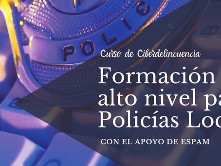 Policía Local del Ayuntamiento de Málaga recibirá formación exclusiva en Ciberdelincuencia
