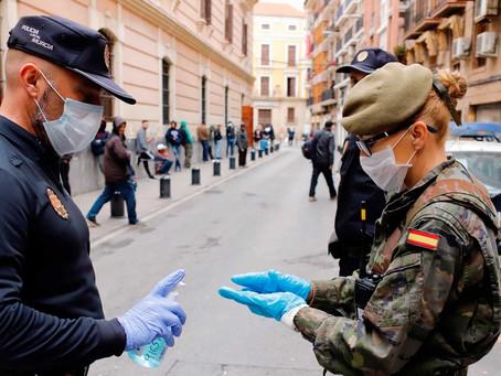 Entrevista: Soldados de Operación Balmis contra el virus