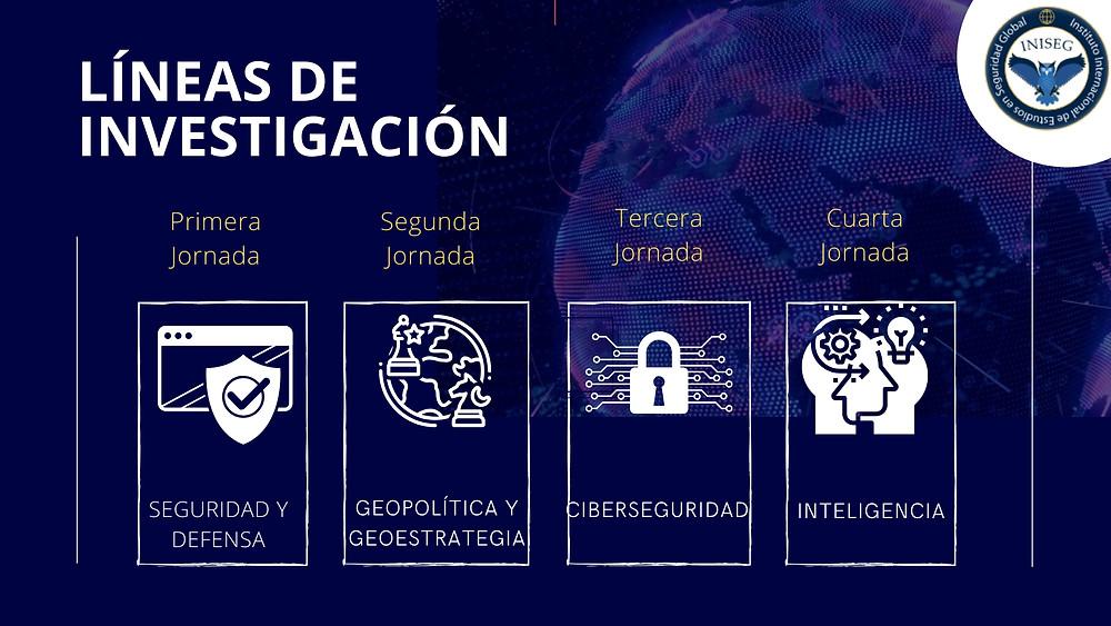 Congreso internacional Seguridad INISEG