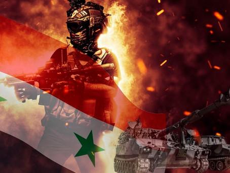 Workshop «Análisis Geopolítico en el conflicto de Siria»