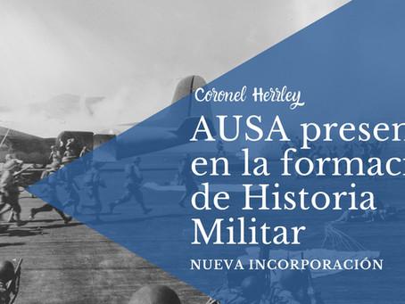 Experto militar de la Segunda Guerra Mundial se incorpora al Máster de Historia Militar de INISEG