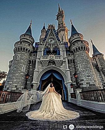 Un jour mon prince viendra, se marier au Usa Bulle Eternelle