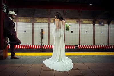 Se marier a New York Bulle Eternelle