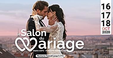 Salon du mariage de Paris 2020