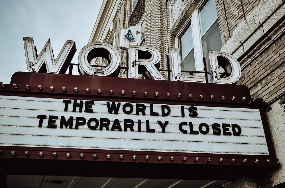 Coronavirus, Le monde est temporairement fermé, Wedding Planner et destination Wedding