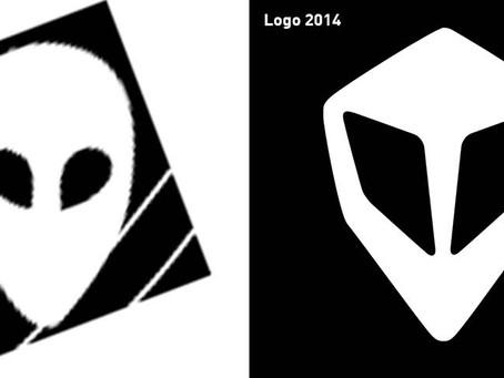 Restyling logo Alien-Pro