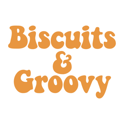 Biscuits & Groovy (Apricot)