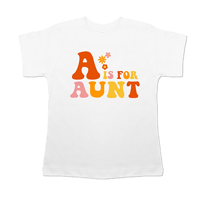 A is for Aunt
