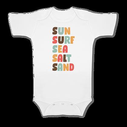Sun Surf Sea