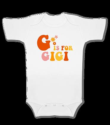 G is for Gigi