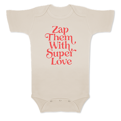 Zap them with Super Love