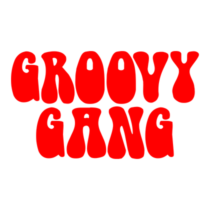 Groovy Gang (Red)
