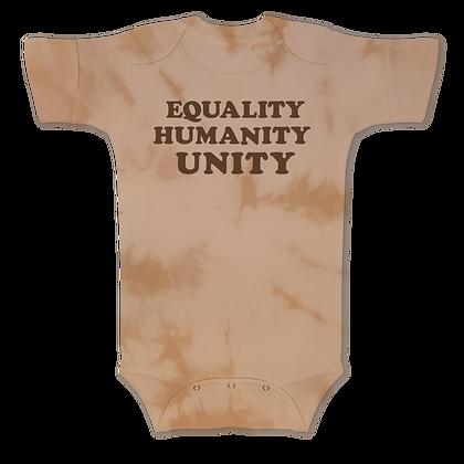 Equality Humanity Unity (TieDye)