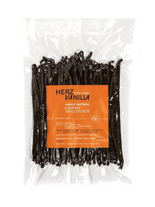 Herz Vanilla Tahitensis 100g